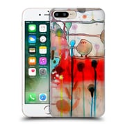 Official Sylvie Demers Birds 2 The First Time Hard Back Case For Apple Iphone 7 Plus