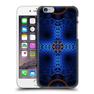 Official Sven Fauth Fractals 2 Wormhole Hard Back Case For Apple Iphone 6 / 6S