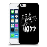 Official Kiss Group Light Sign Hard Back Case For Apple Iphone 5 / 5S / Se
