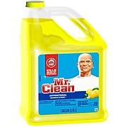 Mr. Clean Multipurpose Cleaner, Summer Citrus Scent, 128 oz. (23123)