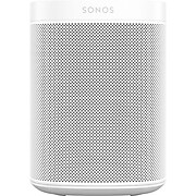 Sonos One Generation 2 Wireless Smart Speaker, White (ONEG2US1)