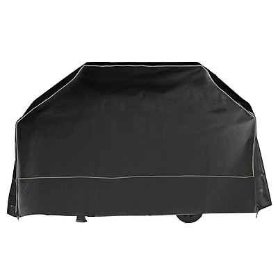 "Armor All Zip It! Medium Grill Cover, 58"" x 25"" x 45"", Black (07800AA)"