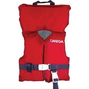 Waterbrands All Purpose Infant Life Vest, Red (40202-INFCLD)