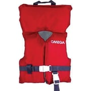 Waterbrands All Purpose Child Life Vest, Red (40202-CLD)