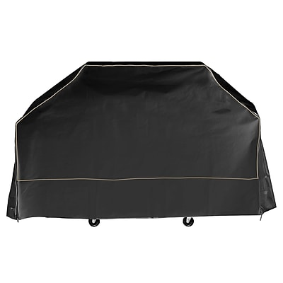 "Armor All Zip It! X-Large Grill Cover, 72"" x 25"" x 45"", Black (07802AA)"