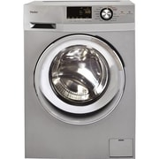 Haier 2 cu. ft. Front Load Washer/Dryer Combo, Silver (HLC1700AXS)