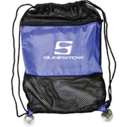 Waterbrands Surfstow Supbag Black/Blue Nylon/Mesh All Purpose Board Carry Bag (50037)