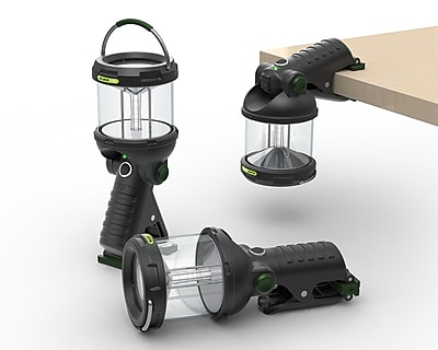 Blackfire Clamplight 3 in 1 LED Lantern/Flashlight (BBM910)