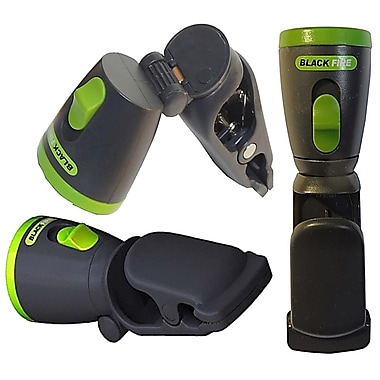 Blackfire Mini LED Clamplight Flashlight (BBM890XG)