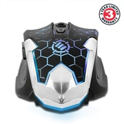 ENHANCE LED PC Gaming Mouse with Adjustable 2400 DPI and Ergonomic Grip (4456567)
