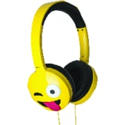 HMDX Just Kidding Audio HX-HPEM01 Jamoji Headphones