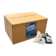 """Pro-Clean Basics Recycled Sheeting, 50-pound box, 16"""" W x 24"""" L, Assorted (ST 99501)"""