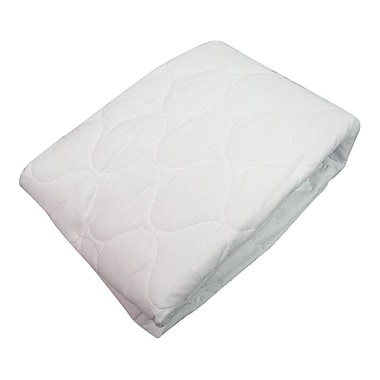 R&R Value Quilt Mattress Fitted Cover 5-ounce, 78