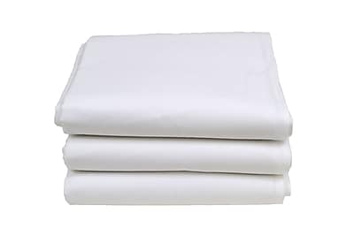 Hotel Basics T200 Queen Sheet Extra Large, 12-Pack, 90