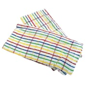 "Kitchen Basics Terry Kitchen Towel, 12-Pack, 15"" W x 25"" L, Rainbow (ST31560)"