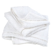 "Pro-Clean Basics Multi-Purpose Terry Towel, 24-Pack, 3"" W x 14"" L, White (ST51744)"