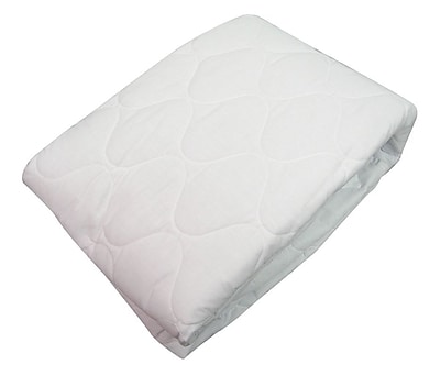 R&R Value Quilt Mattress Fitted Cover 5-ounce, 54