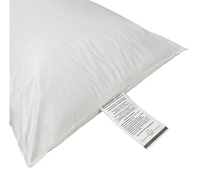 Microvent Fiber Fill Pillow Standard Size, 42
