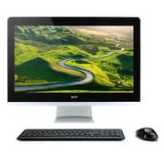 "Acer Aspire Z3-715 23.8"" 1920x1080 Touchscreen All-in-One, Intel Core i7-7700T, 16GB RAM, 2TB HDD, Black"