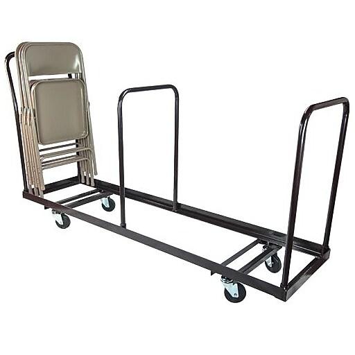 Advantage Vertical Storage 35 Folding Chair Cart (FCC-35)