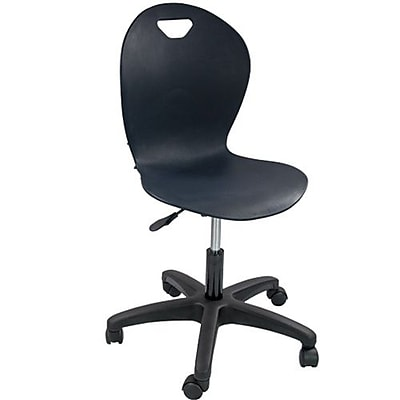 Advantage Titan Black Task Chair (ADVTITANTASKBLK)