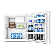 Avanti 1.7 Cubic Ft. Energy Star Compact Refrigerator, Chiller Compartment, White (RM17T0W)