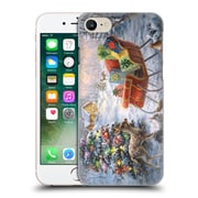 Official Christmas Mix Winter Wonderland Nicky Boehme Tis The Night Before Hard Back Case For Apple Iphone 7