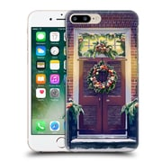 Official Christmas Mix Ornaments Lantern Press Hard Back Case For Apple Iphone 7 Plus