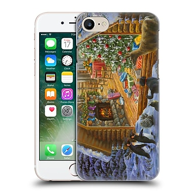 Official Christmas Mix Winter Wonderland Nicky Boehme Let'S Get Together Hard Back Case For Apple Iphone 7