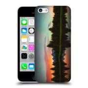 Official Darren White Reflection Schwabacher Alpenglow Hard Back Case For Apple Iphone 5C