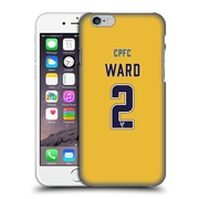 Official Crystal Palace Fc 2016/17 Players Away Kit Joel Ward Hard Back Case For Apple Iphone 6 / 6S