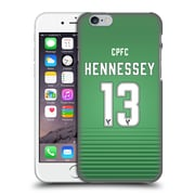 Official Crystal Palace Fc 2016/17 Players Away Kit Wayne Hennessey Hard Back Case For Apple Iphone 6 / 6S