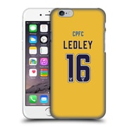 Official Crystal Palace Fc 2016/17 Players Away Kit Joe Ledley Hard Back Case For Apple Iphone 6 / 6S