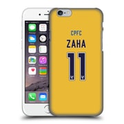 Official Crystal Palace Fc 2016/17 Players Away Kit Wilfried Zaha Hard Back Case For Apple Iphone 6 / 6S