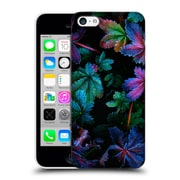 Official Darren White Wild Flower Plants And Blooms Frosty Fall Hard Back Case For Apple Iphone 5C
