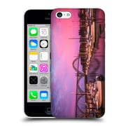 Official Darren White Sunrises And Sunsets Yaquina Bay Hard Back Case For Apple Iphone 5C