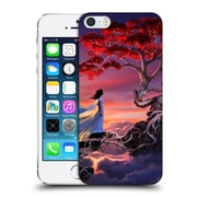 Official Daniel Conway Cherry Blossoms Sakura In The Sky Hard Back Case For Apple Iphone 5 / 5S / Se