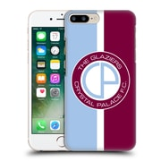 Official Crystal Palace Fc 2016/17 Retro Badge Glaziers Logo Hard Back Case For Apple Iphone 7 Plus