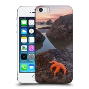 Official Darren White Beaches And Oceans Battle Rock Sunrise Hard Back Case For Apple Iphone 5 / 5S / Se
