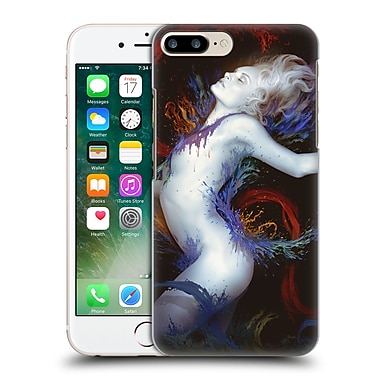 Official Daniel Conway Surreal Portraits Colours In The Dark Hard Back Case For Apple Iphone 7 Plus