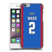 Official Crystal Palace Fc 2016/17 Players Home Kit Joel Ward Hard Back Case For Apple Iphone 6 / 6S