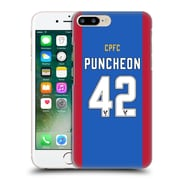 Official Crystal Palace Fc 2016/17 Players Home Kit Jason Puncheon Hard Back Case For Apple Iphone 7 Plus
