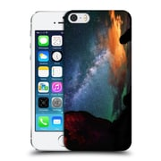 Official Darren White Heavens Northern Lights Over Jackson Lake Pano Hard Back Case For Apple Iphone 5 / 5S / Se