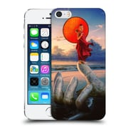 Official Daniel Conway Red Umbrella Stone Hand Hard Back Case For Apple Iphone 5 / 5S / Se