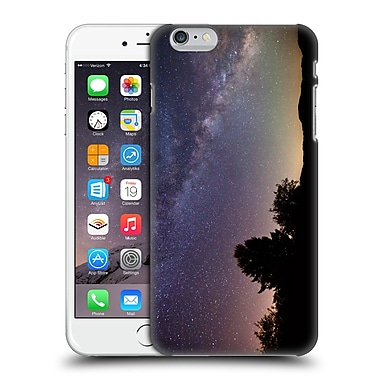 Official Darren White Heavens Red Mountain Rainbow Hard Back Case For Apple Iphone 6 Plus / 6S Plus