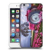 Official Darren White Wild Flower Plants And Blooms Pink Hard Back Case For Apple Iphone 6 Plus / 6S Plus