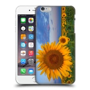 Official Darren White Wild Flower Plants And Blooms Sunny Side Up Hard Back Case For Apple Iphone 6 Plus / 6S Plus
