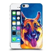 Official Dawgart Dogs Hector Hard Back Case For Apple Iphone 5 / 5S / Se