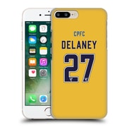 Official Crystal Palace Fc 2016/17 Players Away Kit Damien Delaney Hard Back Case For Apple Iphone 7 Plus