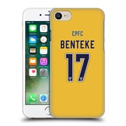 Official Crystal Palace Fc 2016/17 Players Away Kit Christian Benteke Hard Back Case For Apple Iphone 7